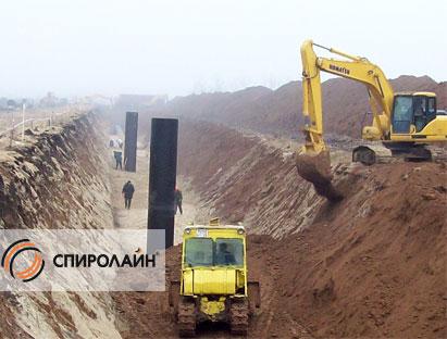 Система СПИРОЛАЙН в АзовСити